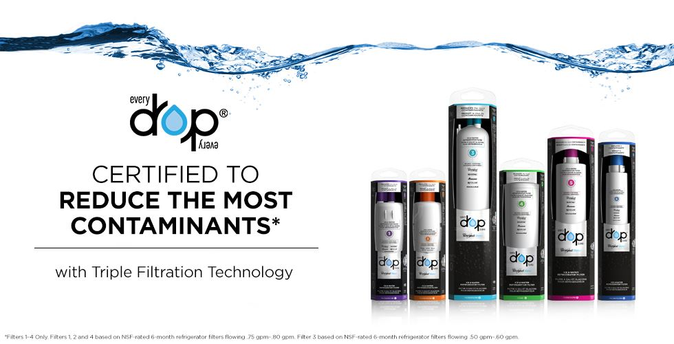 Everydropwater ca | Water filters for top brand refrigerators